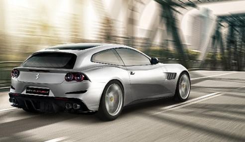 Ferrari Confirms Its First SUV Model