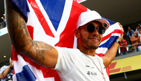 VIDEO: Lewis Hamilton Talks About His Tattoos and What It Means to Him