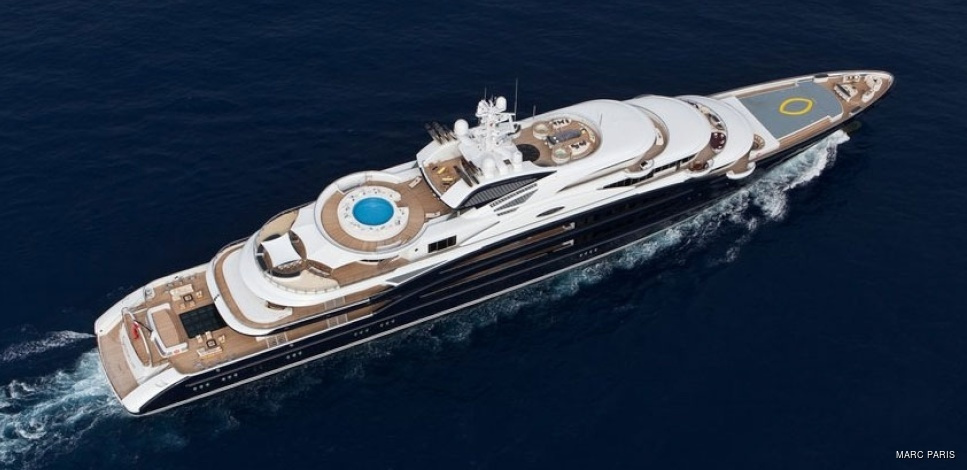 The Equanimity Could Be The Most Expensive Superyacht To Be Sold At