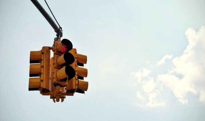 Hate Waiting at Traffic Lights? Ford's Working On Getting Rid of Them