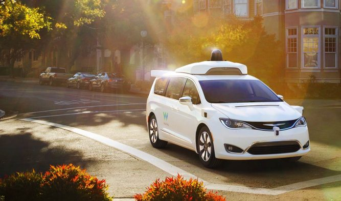 Waymo Will Launch Fully Driverless Cars This Year; the Critics are Not Amused
